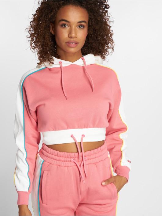 Grimey Wear Hoodie Hazy Sun rosa