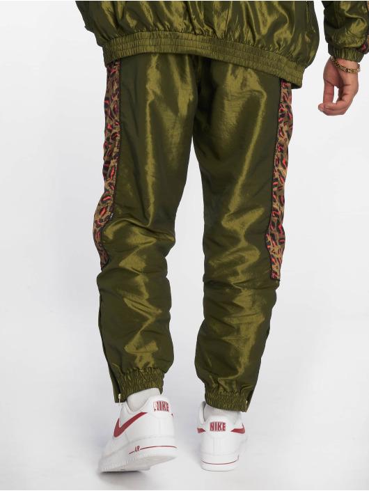 Grimey Wear Joggebukser Midnight grøn