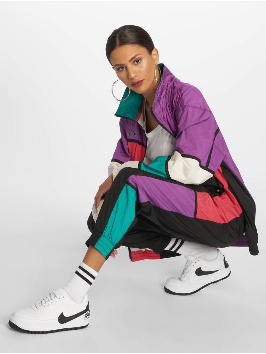 Grimey Wear Joggebukser Brick Track lilla
