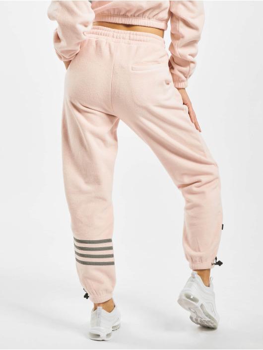 Grimey Wear Jogging kalhoty Sighting In Vostok Polar Fleece růžový