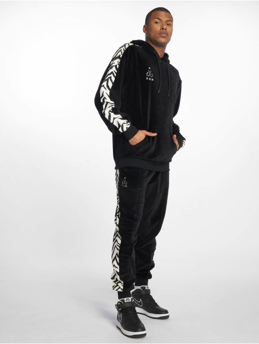 Grimey Wear Jogging Natos Y Waor Velour noir