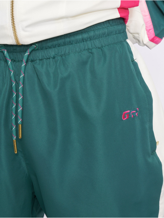 Grimey Wear Joggingbyxor Nemesis grön