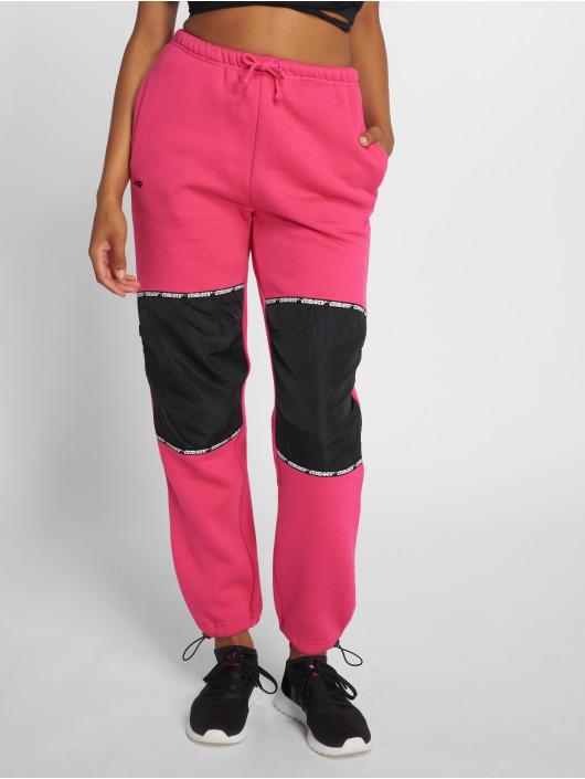 Grimey Wear Joggingbyxor Nemesis rosa