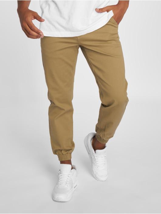 Grimey Wear Jogginghose Twill Peach beige