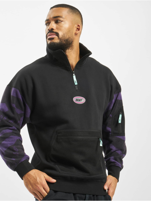 Grimey Wear Jumper Mysterious Vibes High Neck black