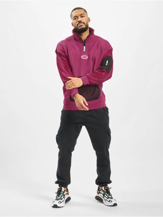 Grimey Wear Jumper Mysterious Vibes purple