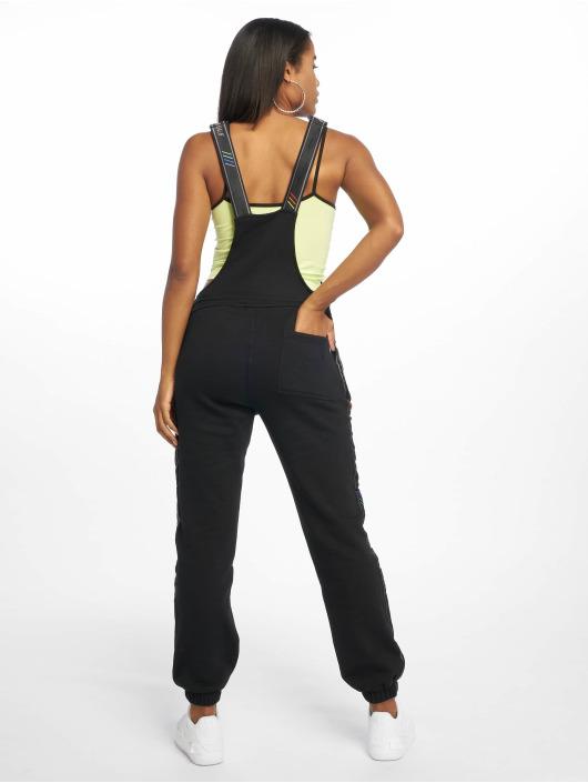 Grimey Wear Jumpsuits Fluid Planet Girl svart