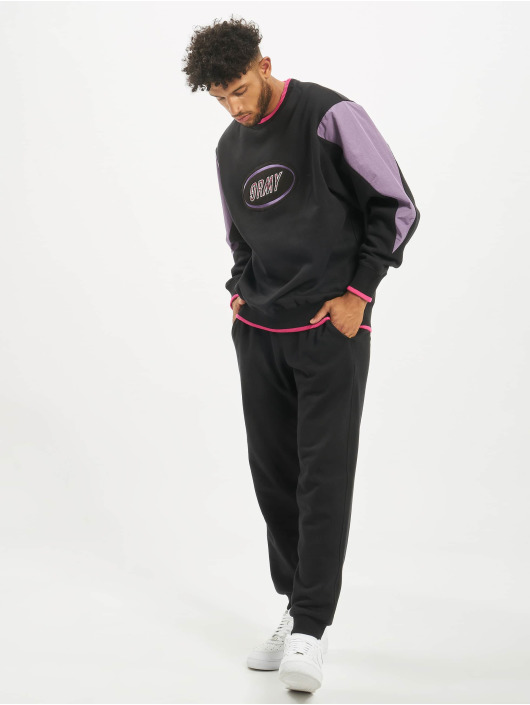 Grimey Wear Maglia Mysterious Vibes nero
