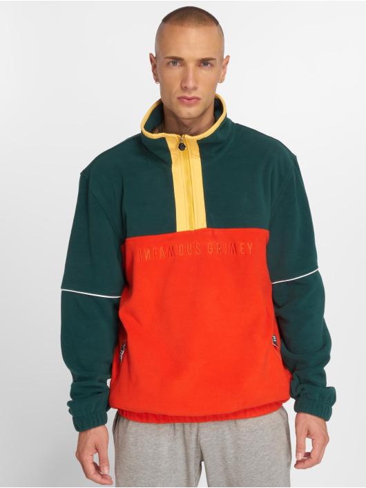 Grimey Wear Maglia GTO Heritage verde