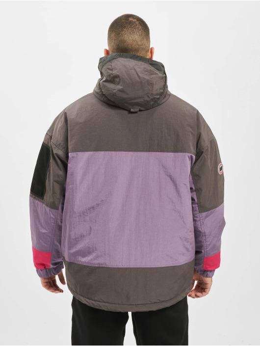 Grimey Wear Manteau hiver Mysterious Vibes noir