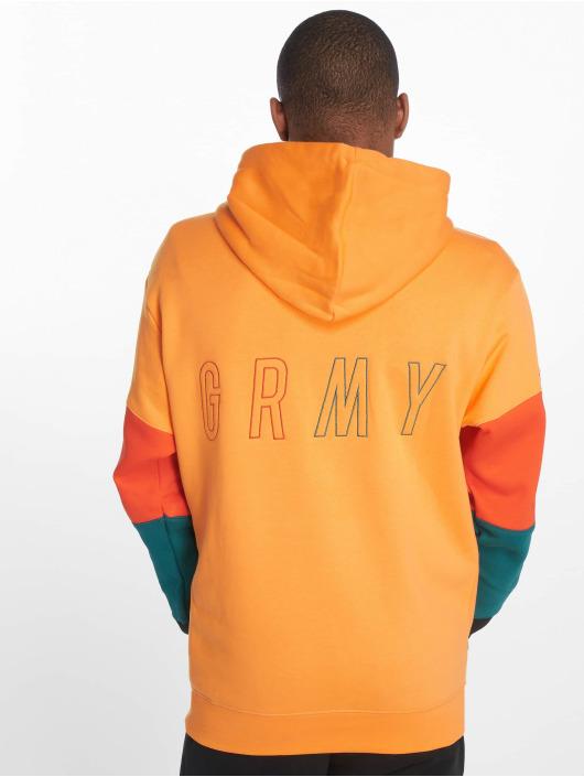 Grimey Wear Mikiny Midnight oranžová