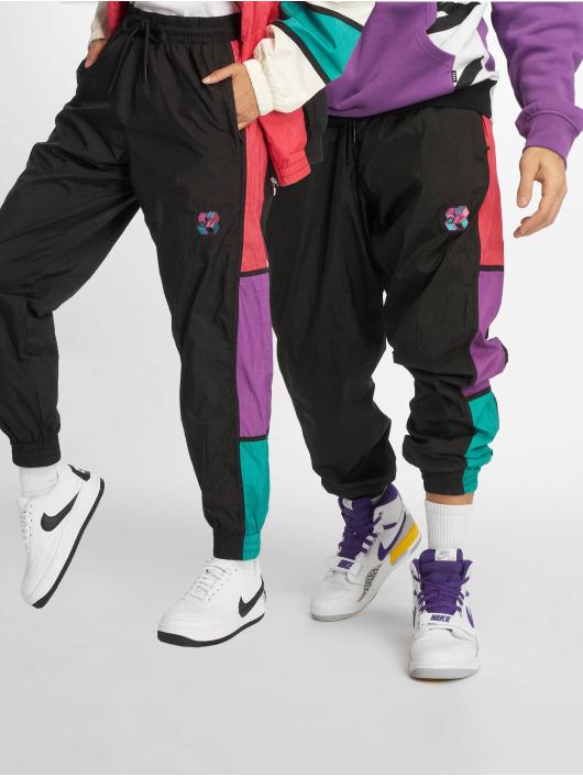 Grimey Wear Pantalón deportivo Brick Track púrpura