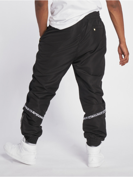 Grimey Wear Pantalone ginnico Nemesis nero
