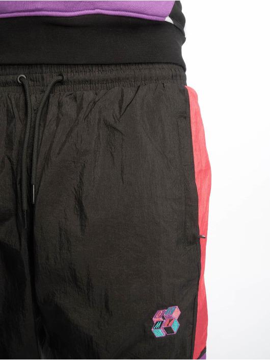 Grimey Wear Pantalone ginnico Brick Track viola