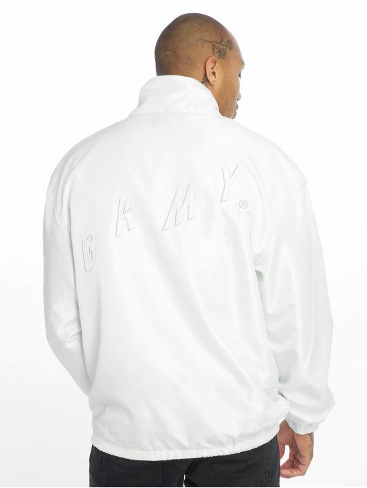 Grimey Wear Prechodné vetrovky F.A.L.A. Chameleon biela