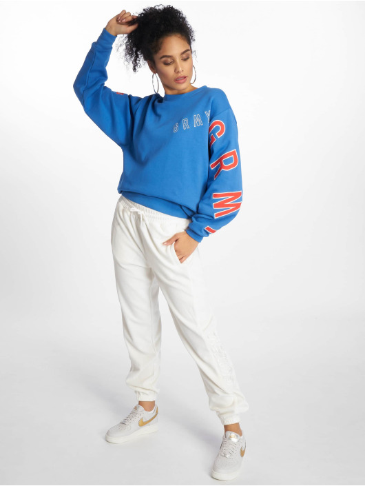 Grimey Wear Pullover F.a.l.a. Crewneck blau