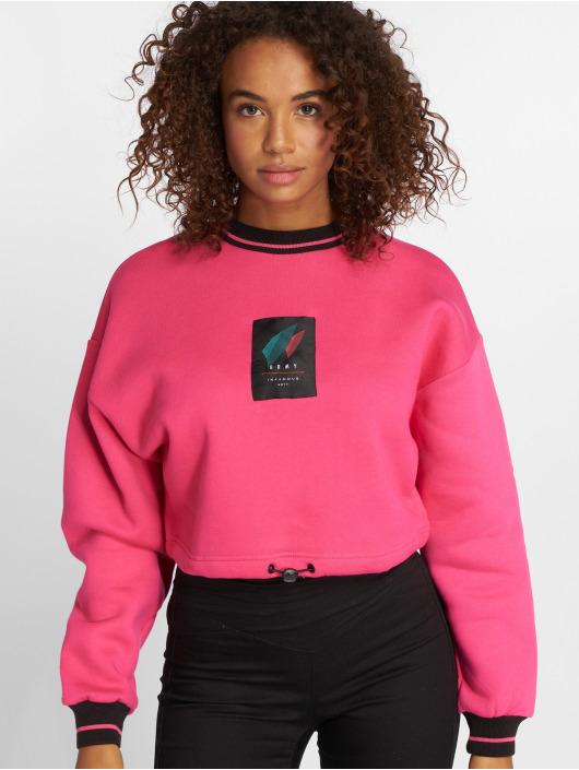 Grimey Wear Puserot NEmesis vaaleanpunainen