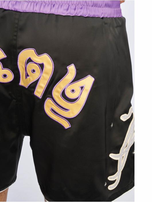 Grimey Wear Shorts La Sombra svart
