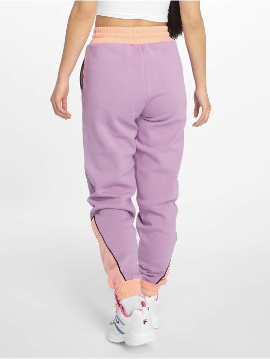 Grimey Wear Spodnie do joggingu Steamy Blacktop fioletowy