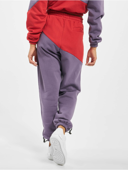 Grimey Wear Spodnie do joggingu Sighting In Vostok fioletowy