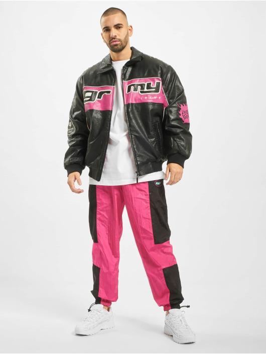 Grimey Wear Spodnie do joggingu Mysterious Vibes pink