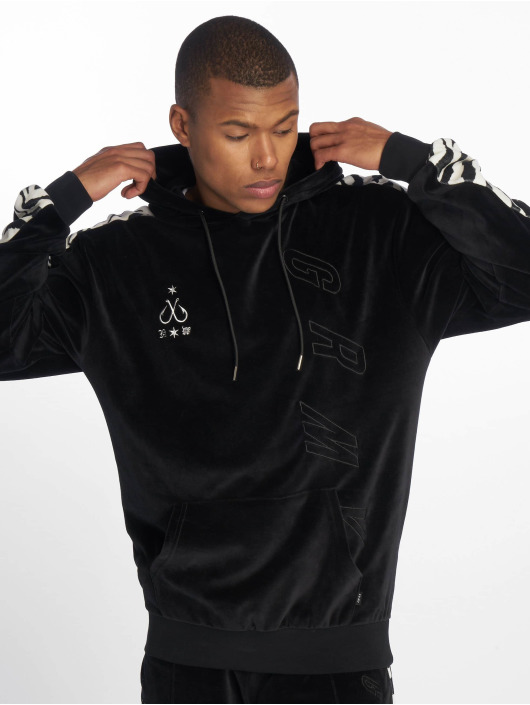 Grimey Wear Sweat capuche Natos Y Waor noir