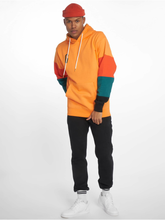 Grimey Wear Sweat capuche Midnight orange