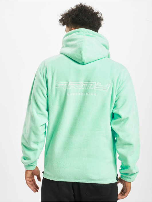 Grimey Wear Sweat capuche Sighting In Vostok Polar Fleece vert