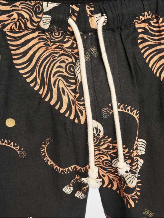 Grimey Wear Szorty Trans-Siberian Light czarny