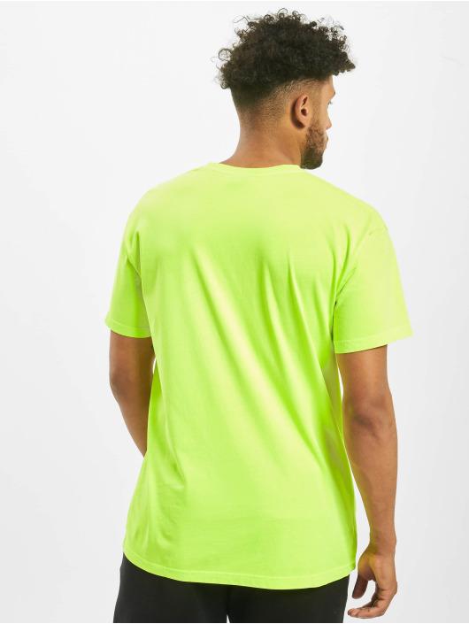 Grimey Wear T-paidat Flying Saucer keltainen