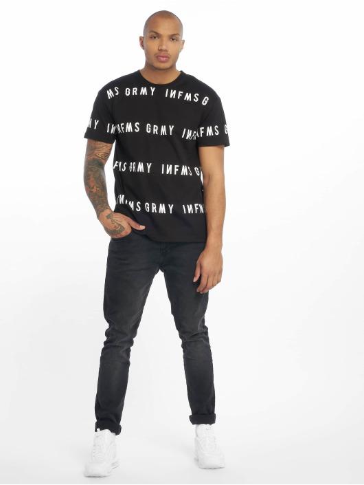 Grimey Wear T-Shirt Sober Heritage black