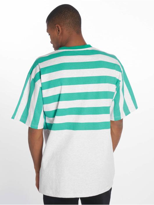 Grimey Wear T-Shirt Brick City green
