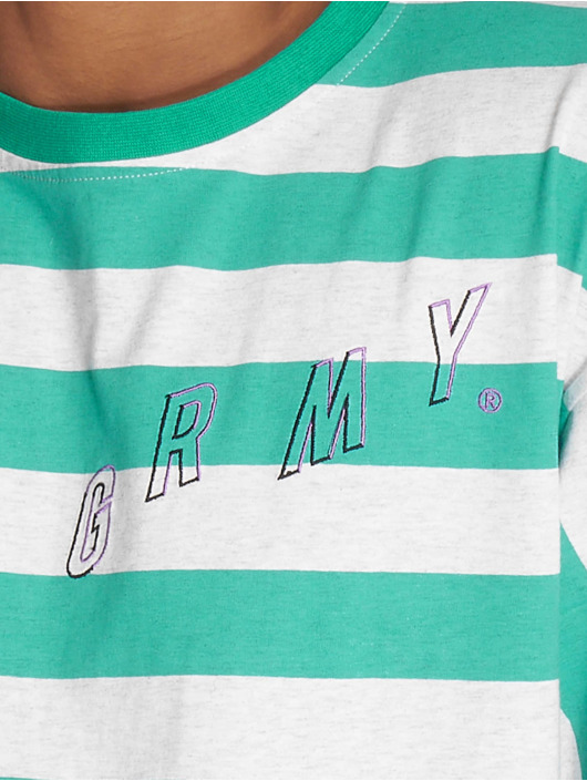 Grimey Wear T-Shirt Brick City vert