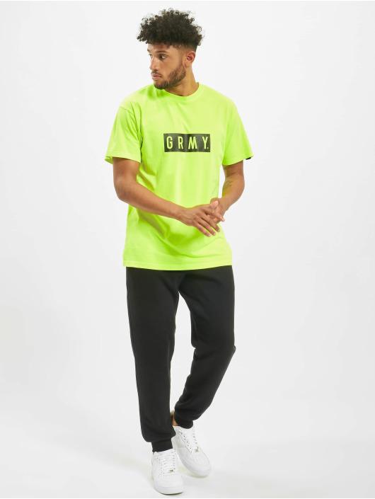 Grimey Wear T-shirts Flying Saucer gul