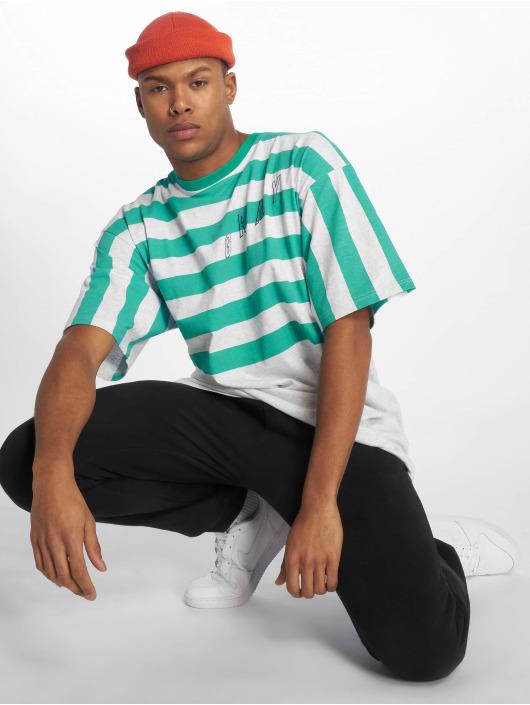 Grimey Wear T-Shirty Brick City zielony