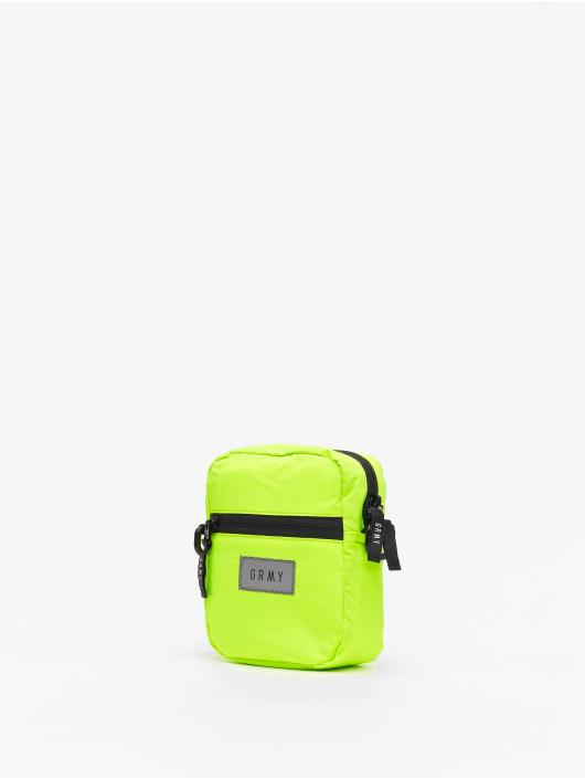 Grimey Wear Tasche Flying Saucer gelb