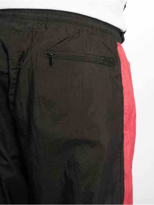 Grimey Wear tepláky Brick Track fialová