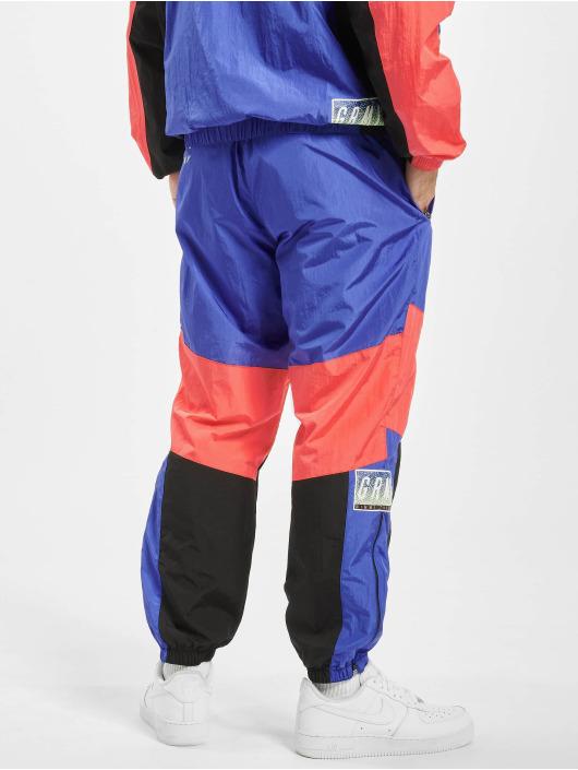Grimey Wear tepláky Planete Noire modrá