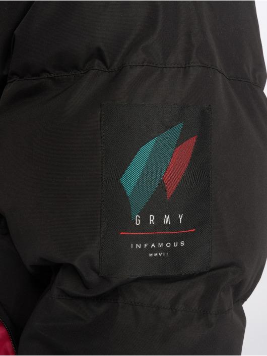 Grimey Wear Toppatakkeja Pantera V8 musta