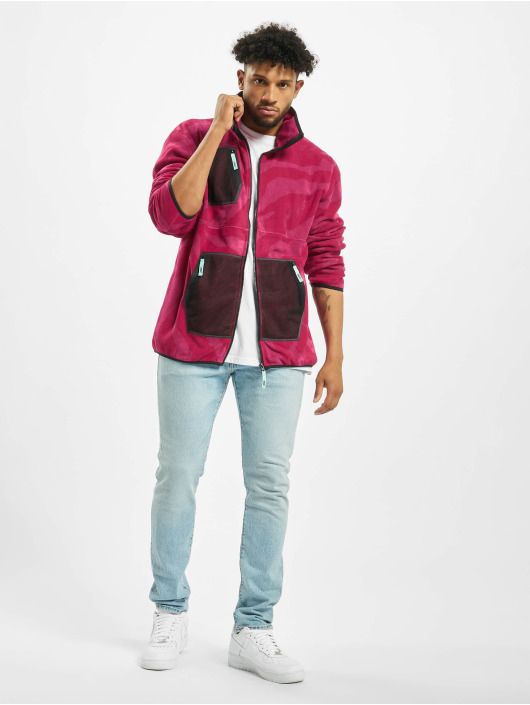 Grimey Wear Transitional Jackets Mysterious Vibes lilla