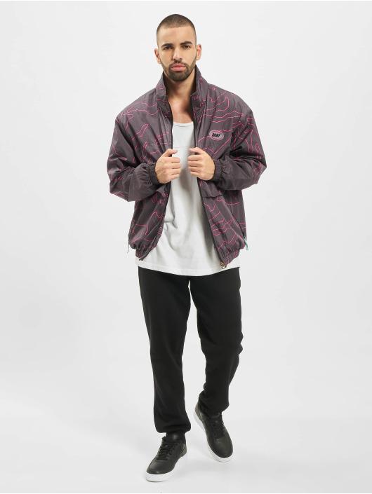 Grimey Wear Transitional Jackets Mysterious Vibes svart