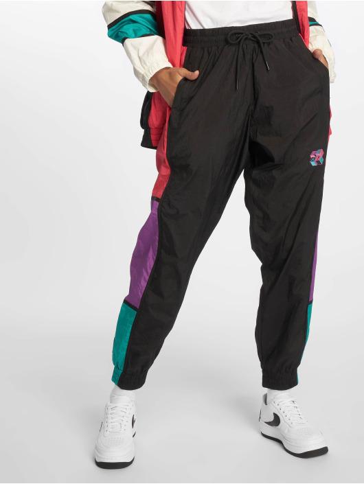 Grimey Wear Verryttelyhousut Brick Track purpuranpunainen