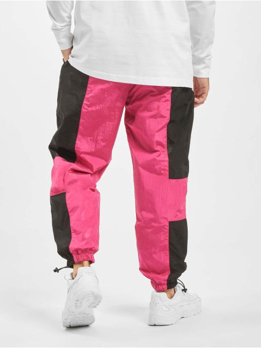 Grimey Wear Verryttelyhousut Mysterious Vibes vaaleanpunainen