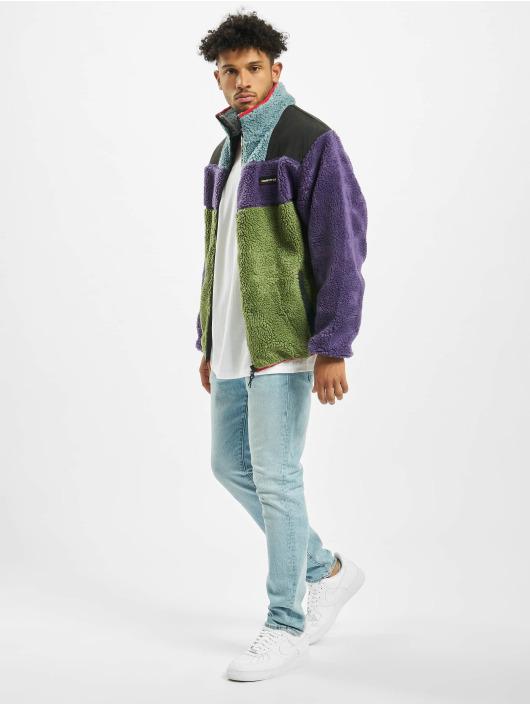 Grimey Wear Winter Jacket Sighting In Vostok purple