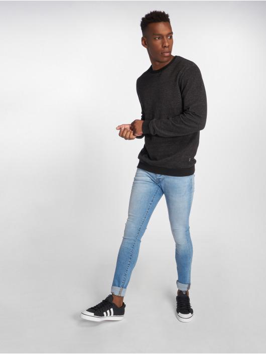 GRJ Denim Slim Fit Jeans Basic blauw