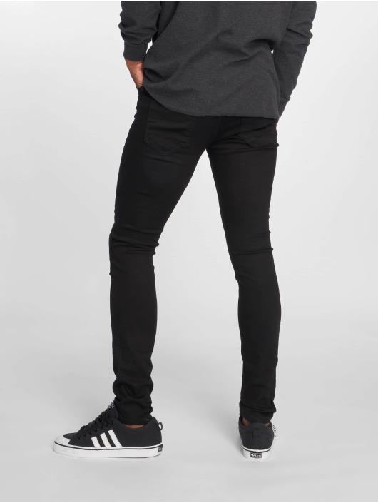GRJ Denim Slim Fit Jeans Basic zwart