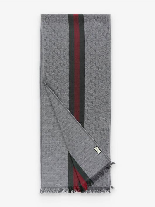 Gucci Šály / Šátky Logo šedá