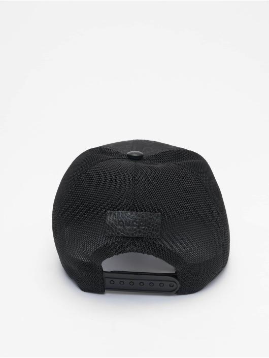 Gucci Кепка тракер Logo черный