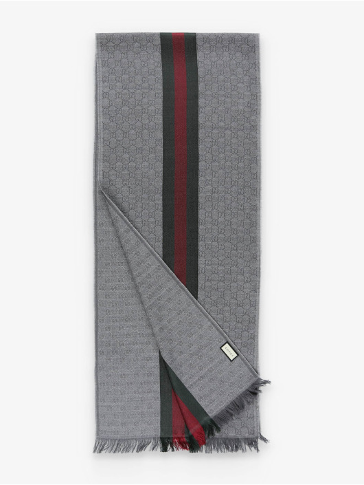 Gucci Chal / pañuelo Logo gris