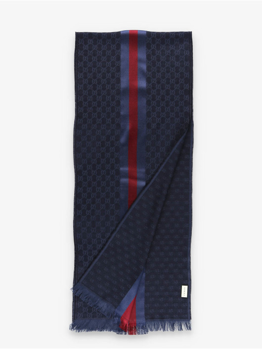 Gucci Huivit / kaulaliinat Logo sininen